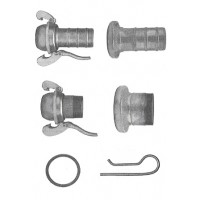 """Bauer Type"" Fittings"