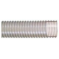 Clear Corrugated PVC Food Grade Suction Hose