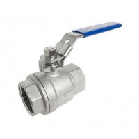 Full Port Stainless Steel Ball Valve