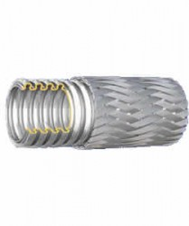 T-316L Stainless Steel Double Braided Hose