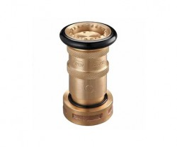 "Adjustable ""Brass"" Fog Spray Nozzle"